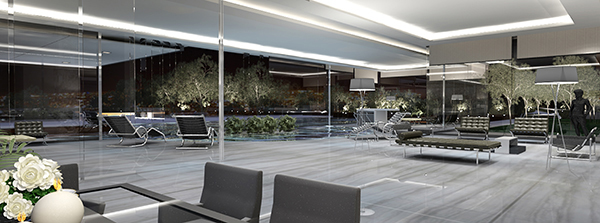 Architect Ronald Baz mtayleb Lebanon Residential Villa Interior Design Work