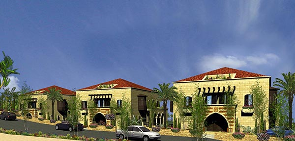 Bhersaf Urban Planning