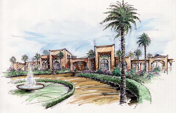 Private Villa KSA