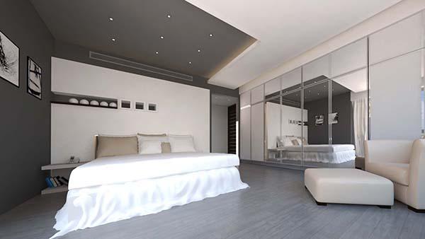 Architect Ronald Baz Residential Apartment Beirut