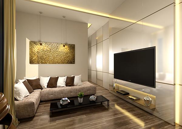 Architect Ronald Baz Pearl Qatar Interior Design Work