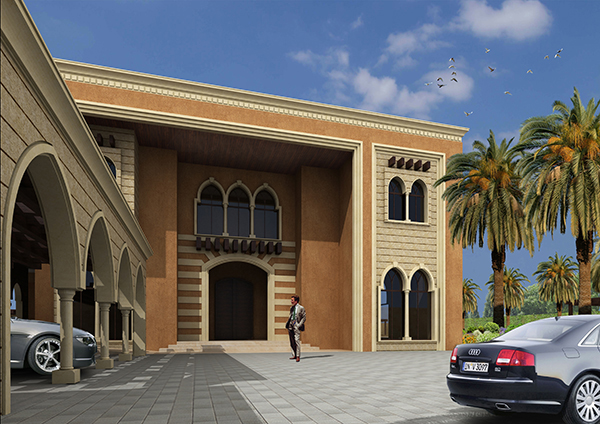 Private Residential Villa KSA
