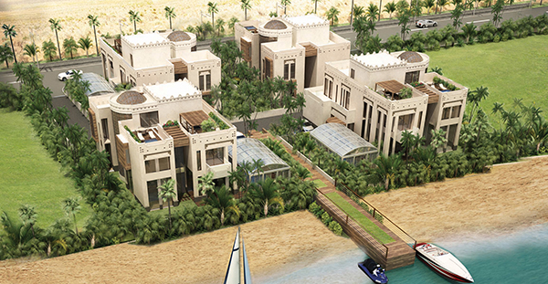 West Bay Doha Qatar Architect Ronald Baz