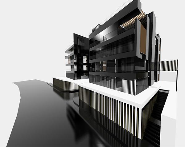 Yarzeh 3962 Project By Lebanese Architect Ronald Baz