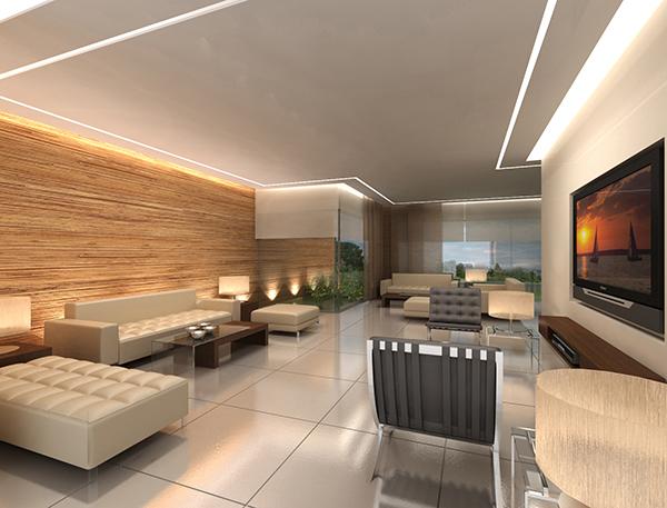 Baabda Residential Building Architect ronald baz Lebanon
