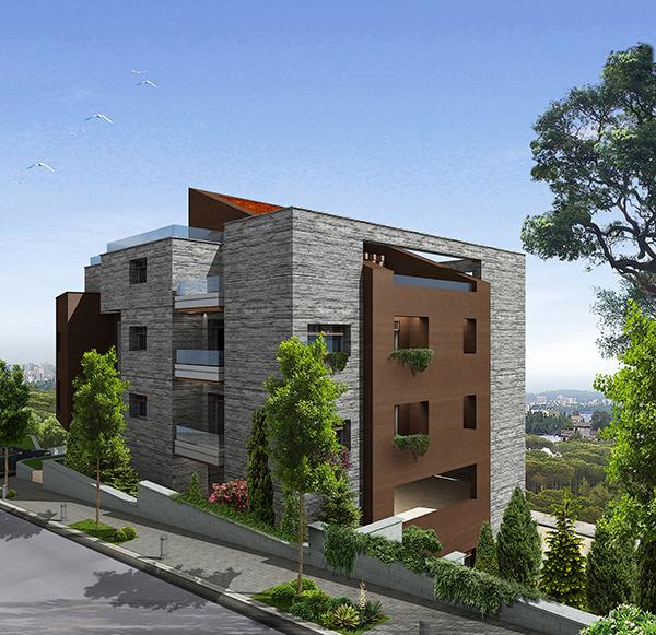 Adma Lebanon Reseidential building